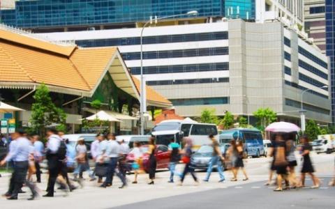 尽管就业率上升但新加坡第三季度失业率上升