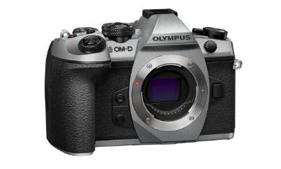 奥林巴斯OM-D E-M1 Mark II银限量版庆祝相机诞生100年