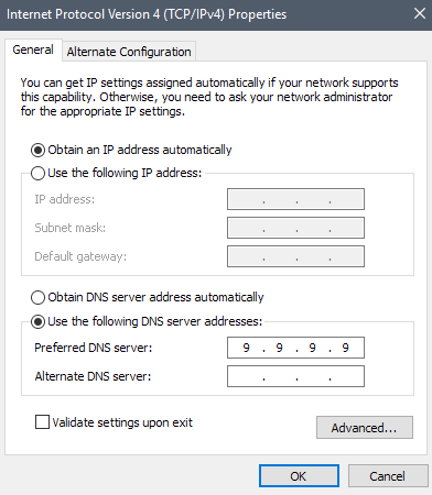 Quad9 DNS承诺更好的隐私和安全性