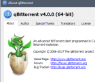 qBittorrent 4.0 Bittorrent客户端已退出