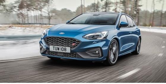 福特推出了全新的Focus ST