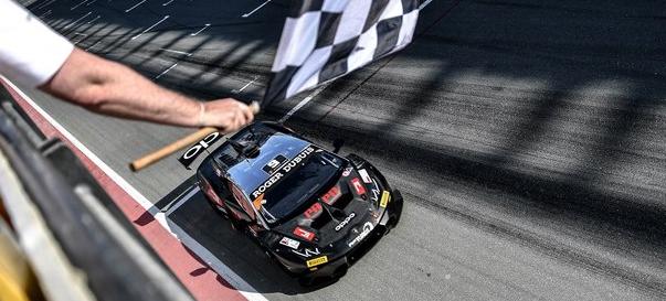 兰博基尼超级Trofeo赛车在迪拜揭幕