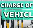 电动汽车的公共充电点的数量一直在增长