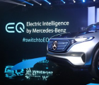 梅赛德斯 奔驰将Concept EQ引入东南亚