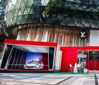 法拉利首个区域弹出窗口在新加坡拉开帷幕