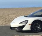 迈凯轮汽车庆祝第5000个汽车里程碑