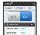 Astrill是一种快速且经济实惠的VPN