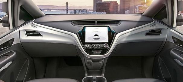 通用汽车生产自动驾驶汽车