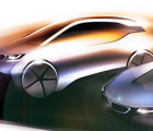 BMW品牌我和它的主角宝马的i3和宝马i8