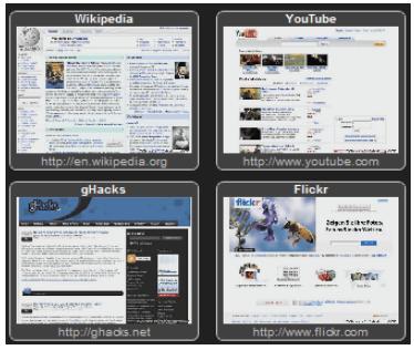 SpeedyMarks 准系统起始页
