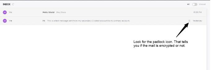 Criptext是一种免费的加密电子邮件服务