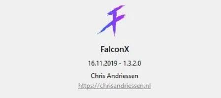 FalconX是一个开源程序
