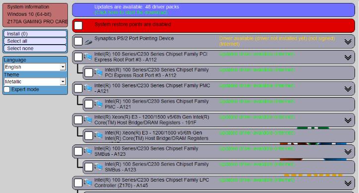看一下Snappy驱动程序安装程序的起源