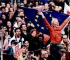 英国脱欧后首次举行欧盟峰会 争吵不断 峰会无果而终