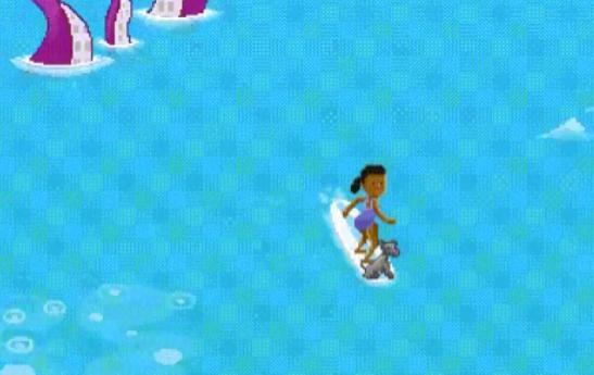 微软正在其Edge浏览器中添加一个类似于SkiFree的秘密冲浪游戏