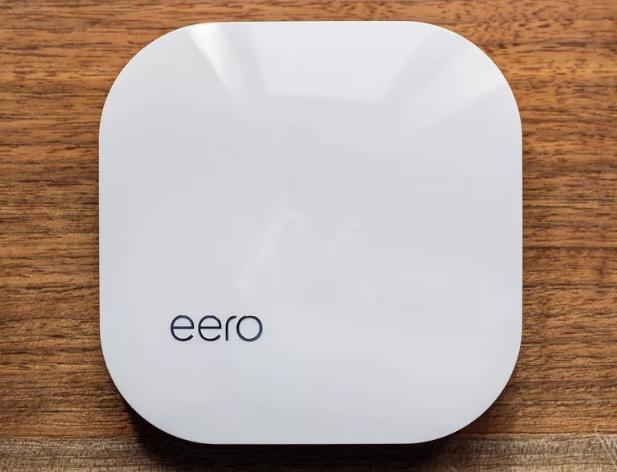 亚马逊的Eero路由器通过Apple的HomeKit支持进行了更新