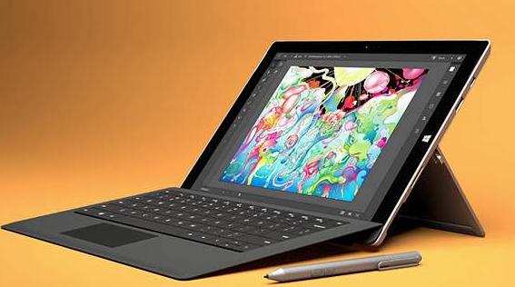 Surface Pro 3抵达法国 取代您的计算机的平板电脑