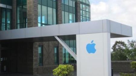 爱尔兰表彰苹果40年的投资