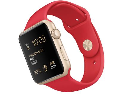 Apple推出农历新年特别版Apple Watch机型
