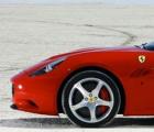 法拉利为加利福尼亚提供手动变速器