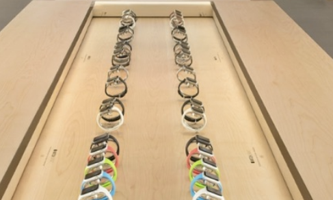 苹果零售店的Apple Watch库存非常有限