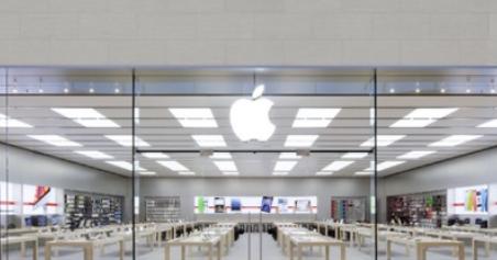苹果商店效应使公司降低购物中心租金