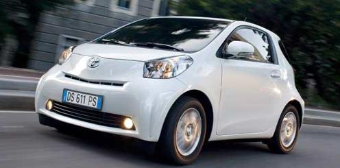 丰田iQ赢得日本年度最佳汽车