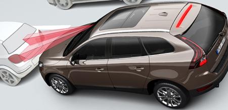 沃尔沃汽车以其新的安全功能而引起了相当大的关注