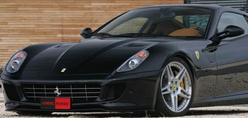 该行业最大的改装公司之一刚刚改写了法拉利599 GTB的功能