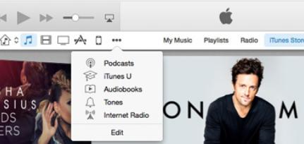 iTunes 12以iOS风格的设计首次亮相