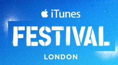 第八届年度iTunes音乐节揭晓