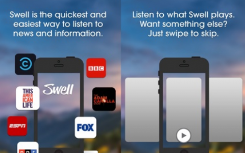 苹果购买脱口秀电台应用Swell