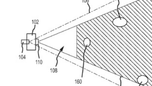 苹果旨在为激光辅助虚拟键盘申请专利