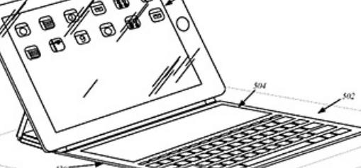 Apple专利指向高级Smart Cover