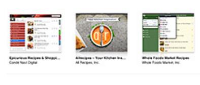 苹果将食品和饮料类别添加到App Store