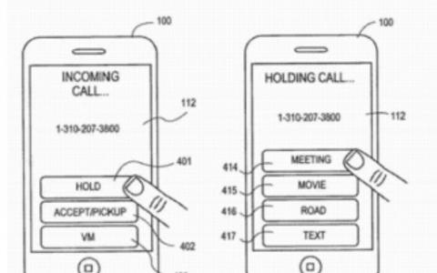 苹果专利揭示了先进的呼叫等待系统