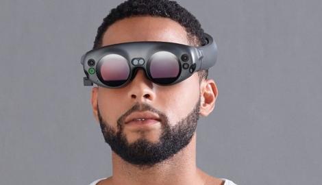 苹果的AR耳机或智能眼镜可能会自动解锁iPhone