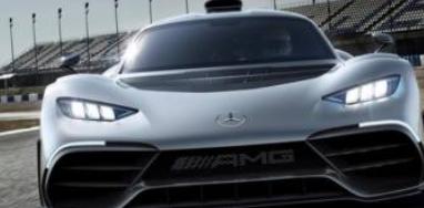 梅赛德斯奔驰推出了强大的梅赛德斯AMG项目一