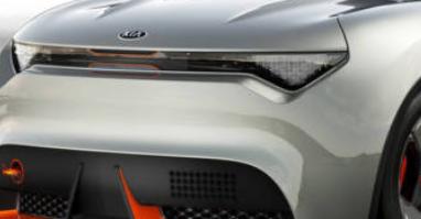 起亚Stonic是即将在韩国生产的跨界车的名称