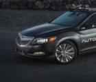 ura歌RLX Sport Hybrid成为第二代自动驾驶汽车