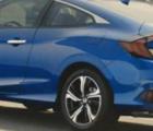 本田思域双门轿跑车新广告在美国播出