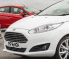 福特是四月份英国最受欢迎的品牌