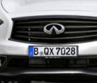 英菲尼迪将以特别版的当前QX70参加今年的法兰克福车展