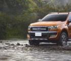 福特Ranger改款在日内瓦首次亮相