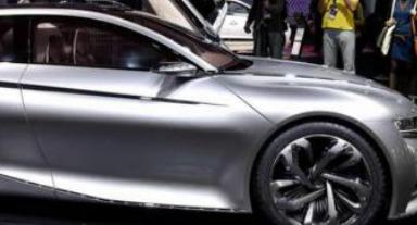 雪铁龙在巴黎车展上发布了Divine DS概念车
