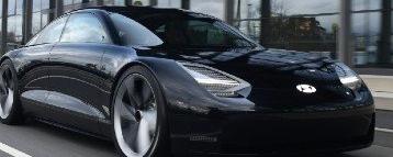 现代汽车透露了其最新概念电动车Prophecy的新图像和细节