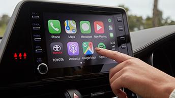 随着部署的继续 智能手机镜像现在可用于更多丰田车主