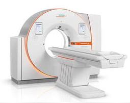 智能CT SOMATOM X.cite配备了使用AI技术开发的最新全自动成像系统