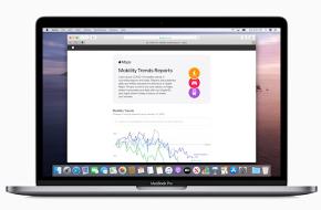 苹果利用其地图数据帮助公共卫生官员