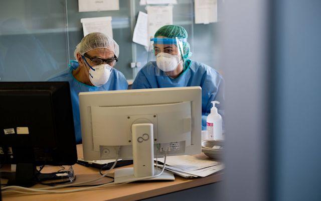 微软向医疗工作者免费提供其高级帐户保护